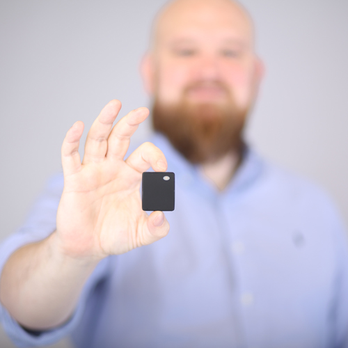 small tracking device